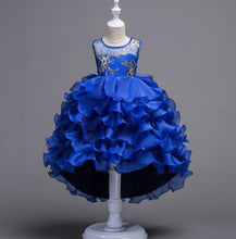 Load image into Gallery viewer, Party Princess Christmas Dresse for Girl Party Costume - shopbabyitems