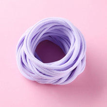 Load image into Gallery viewer, 12pcs/lot Babies Accessories Newborn Elastic Nylon Headbands Headband - shopbabyitems