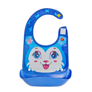 Waterproof silicone children's dinner pocket - shopbabyitems