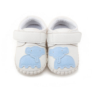 Hot Animal Prints Hook  Loop Newborn Baby Girl Boy Shoes For 0-18 Months First Walkers - shopbabyitems