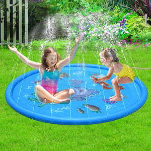 Children's outdoor water spray pad - shopbabyitems