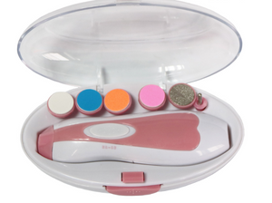 Multifunctional baby nail polisher manicure kit - shopbabyitems