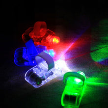 Load image into Gallery viewer, 10Pcs Kids LED Party Light up Finger Lamps Dance Christmas Halloween Decor Toy - shopbabyitems