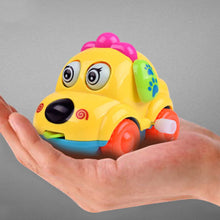 Load image into Gallery viewer, Cute Cartoon Running Car Wind Up Toy Clockwork Classic Baby Toddler Kids Toy - shopbabyitems