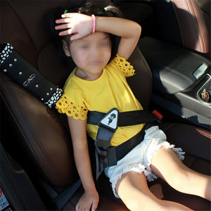 Car Baby Child Safety Seat Strap Belt Harness Chest Clip Buckle Latch Nylon - shopbabyitems