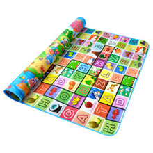 Load image into Gallery viewer, Children's Game Crawling Mat Baby  Mat Environmental Crawling Blanket EVA Foam Baby toys Carpet Double Sided - shopbabyitems