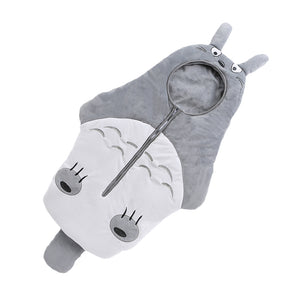 Baby Sleeping Bag Soft Thick velvet Blanket Winter Sweet Cartoon Chinchilla Babies Newborn Infant Kids Sleeping Bags XHY002 - shopbabyitems