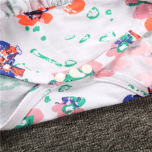 Load image into Gallery viewer, Baby Rompers Newborn Baby Girl Clothes Cute Summer Outdoor Short Sleeve Clothing Jumpsuits Infant Costume KS-018 - shopbabyitems