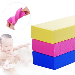 PVA High Density Body Exfoliating Bath Sponge Shower Rub Tool for Baby Adults - shopbabyitems