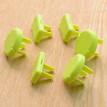 Load image into Gallery viewer, 6Pcs Safety Electric Outlet Plug Covers Children Baby Protector Security Guard - shopbabyitems
