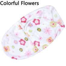 Load image into Gallery viewer, Soft Unisex Baby Newborn Infant Swaddle Wrap Blanket Sleeping Bag for 0-12Months - shopbabyitems
