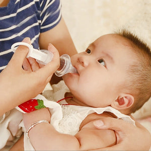 Baby Infant Clear Syringe Pacifier Medicine Dropper Dispenser Water Milk Feeder - shopbabyitems
