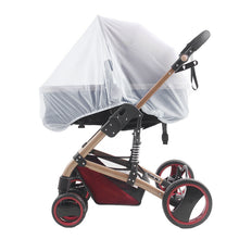 Load image into Gallery viewer, Universal Infants Baby Stroller Pushchair Cart Mosquito Insect Net Safe Mesh - shopbabyitems