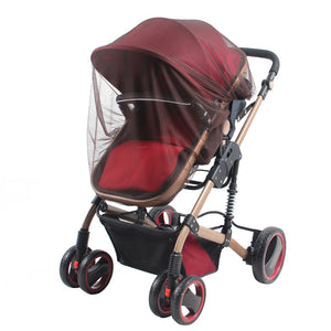 Universal Infants Baby Stroller Pushchair Cart Mosquito Insect Net Safe Mesh - shopbabyitems