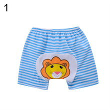Load image into Gallery viewer, Baby Boy Girls Cartoon Animal Summer Baggy Toddler Kids Elastic Short Pants - shopbabyitems