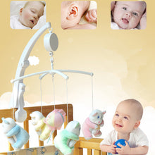 Load image into Gallery viewer, Baby Crib Bed Hanging Bell Wind-up Rotating Music Box Kids Develop Toy Gift - shopbabyitems