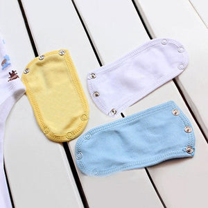New Practical Jumpsuit Diaper Soft Lengthen Extend Film Baby Romper Partner - shopbabyitems