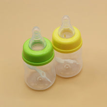 Load image into Gallery viewer, Baby Infant Newborn 60ml Feeding Nursing Nipple Bottle Juice Drinking Container - shopbabyitems