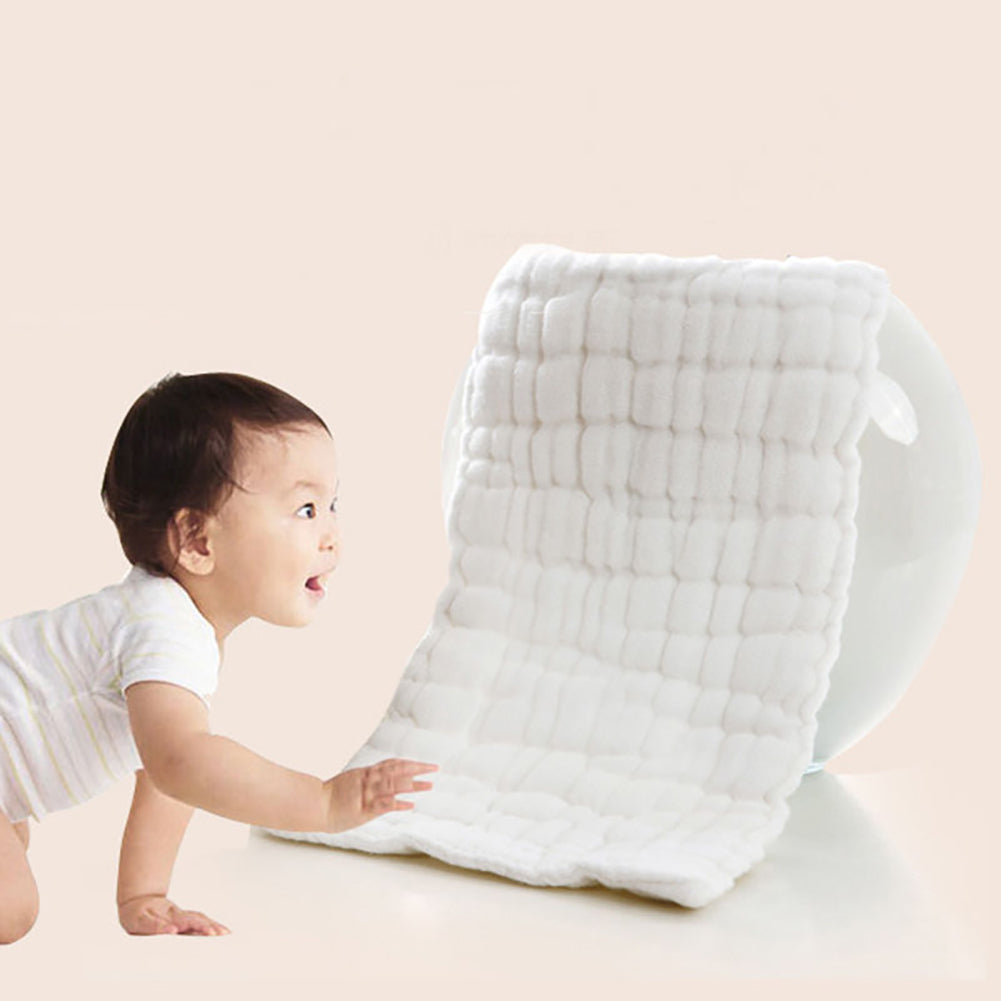 Soft Cotton 12-Layer Infant Baby Diaper Cloth Healthy Absorbent Nappy Underwear - shopbabyitems