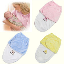 Load image into Gallery viewer, Baby Products Swaddle Soft Warm Envelope for Newborn Blanket Fleece Sleeping Bag - shopbabyitems