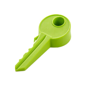 Novelty Stopper Silicone Rubber Key Decor Door Stop Wedge for Baby Protection - shopbabyitems