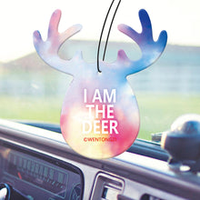 Load image into Gallery viewer, Cute Antlers Solid Fragrance Perfume Air Freshener Car Hanging Ornament Decor - shopbabyitems