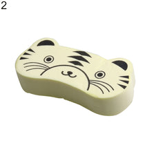 Load image into Gallery viewer, Cute Animal Multipurpose Sponge Car Dish Cleaning Kitchen Baby Washing Tool - shopbabyitems