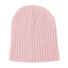 Load image into Gallery viewer, Infant Kids Newborn Baby Winter Warm Ribbed Beanie Soft Knitted Hat Casual Cap - shopbabyitems