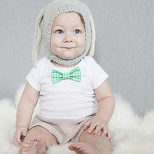 Load image into Gallery viewer, Winter Baby Toddler Kids Boy Girl Knitted Cap Cute Long Rabbit Ears Warm Hat - shopbabyitems