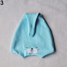 Load image into Gallery viewer, Baby Girl Boy Newborn Infant Cute Cartoon Cotton Beanie Hat Photography Prop - shopbabyitems
