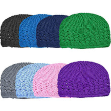 Load image into Gallery viewer, Newborn Baby Girl Kids Cute Crochet Hat Winter Autumn Fashion Knitted Beanie Cap - shopbabyitems