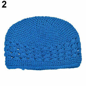 Newborn Baby Girl Kids Cute Crochet Hat Winter Autumn Fashion Knitted Beanie Cap - shopbabyitems