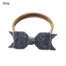 Load image into Gallery viewer, Cute Baby Newborn Toddler Girl Felt Bow Headband Hairband Hair Accessories - shopbabyitems