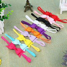 Load image into Gallery viewer, 10Pcs Newborn Baby Girl Infant Toddler Headband Fish Tail Bow Hair Band Hair Accessory - shopbabyitems