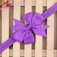 Load image into Gallery viewer, Toddler Girl Little Princess Cute Bowknot Baby Headband Hair Accessory Headwear - shopbabyitems