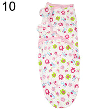 Load image into Gallery viewer, Newborn Infant Baby Absorbent Cotton Towel Swaddle Wrap Blanket Sleeping Bag - shopbabyitems