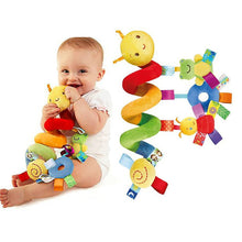 Load image into Gallery viewer, Baby Rattles Children Teether Bed Bell Playing Stroller Hanging Doll Kids Toy - shopbabyitems