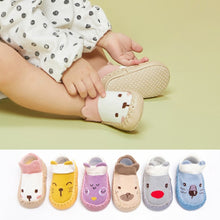 Load image into Gallery viewer, Cute Cartoon Animal Toddler Baby Boy Girl Cotton Anti-skid Indoor Floor Socks - shopbabyitems