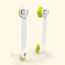Load image into Gallery viewer, Cabinet Drawer Fridge 360° Rotation Adhesive Children Baby Safety Lock Latches - shopbabyitems
