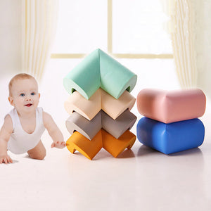 Soft Thicken Table Desk Corner Protection Safety Baby Furniture Edge Cover Guard - shopbabyitems
