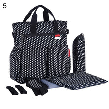 Load image into Gallery viewer, Maternity Mummy Handbag Large Capacity Waterproof Baby Stroller Nappy Diaper Bag - shopbabyitems