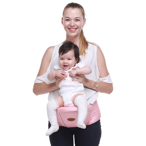 Baby Carrier Waist Stool Infant Holder Belt Kids Anti-Slip Breathable Hip Seat - shopbabyitems