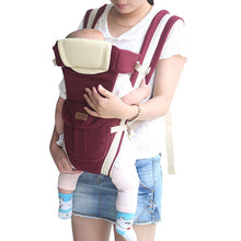 Load image into Gallery viewer, Newborn Baby Infant Adjustable Carrier Rider Front Strap Sling Backpack Holder - shopbabyitems