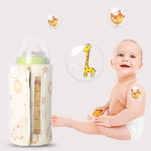 Load image into Gallery viewer, Travel Stroller USB Milk Water Warmer Baby Nursing Bottle Heater Insulated Bag - shopbabyitems