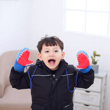 Load image into Gallery viewer, Winter Baby Shark Gloves - shopbabyitems