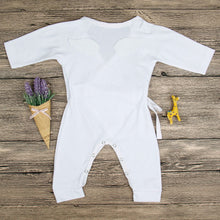 Load image into Gallery viewer, Lovely Angel Wings Long Sleeve Baby Romper Infant Boys Girls Cotton Jumpsuit - shopbabyitems