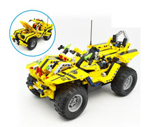 Load image into Gallery viewer, Double Eagle C51001 Horseman C51003 Bumblebee Remote Control Vehicle Compatible with Assembly Building Block Puzzle Toys - shopbabyitems