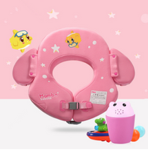 Load image into Gallery viewer, Mother Kids Activity Gear Swimming Pool Accessories baby neck float /seat float /arm float /ring float - shopbabyitems