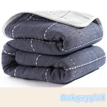 Load image into Gallery viewer, 6 Layers Thick Swaddle Kids Receiving Blankets Children Cover Bedding - shopbabyitems