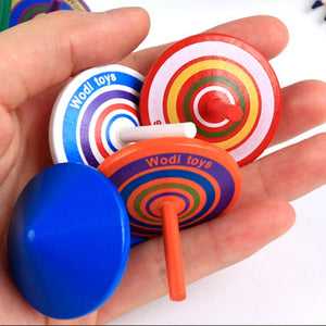 Spinning Top Toys Kids Birthday Christmas Gifts Random Color - shopbabyitems